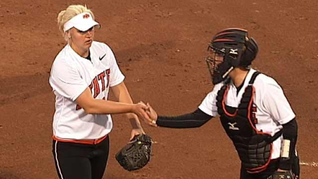 Oklahoma State Takes Two In Mizuno Classic