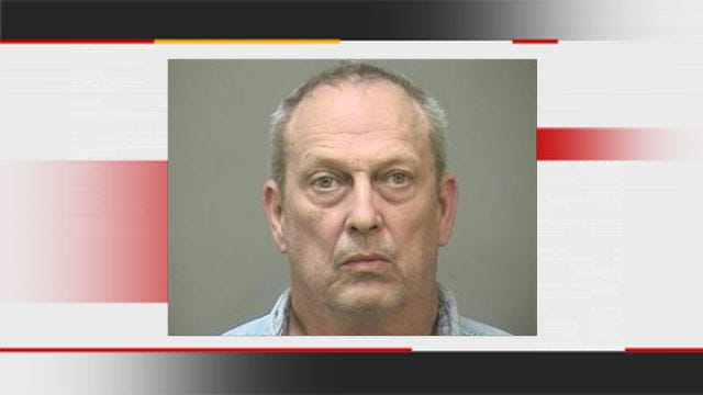 Edmond Man Accused Of Attacking Homes With Tractor