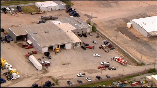 Suspicious White Powder Prompts Evacuation At SW OKC Business