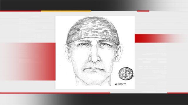 Police Release Sketch Of Warr Acres Throat Slash Assailant