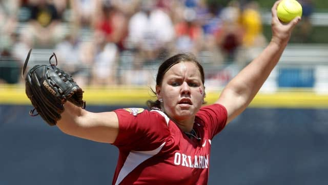 Ricketts No-Hits OSU To Finish Sweep Of Cowgirls