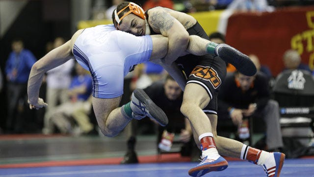 Five Former OSU Wrestlers To Compete In International Duals