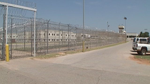 Gov. Fallin Questions Department of Corrections' Way Of Managing Money