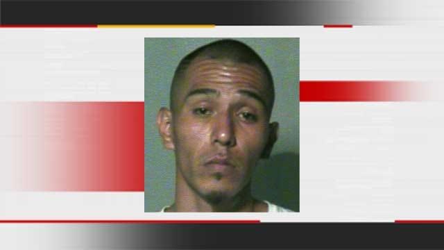 OKC Police Tase, Arrest Drunk Man Accused Of Assaulting Officer