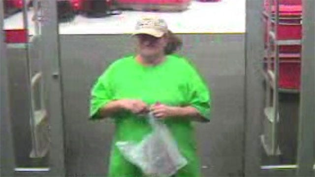 Woman Accused Of Stealing Credit Card From Mail