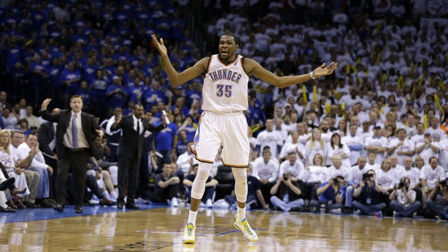 Dean's Blog: Season Might Be Close To Over, But Thunder Up