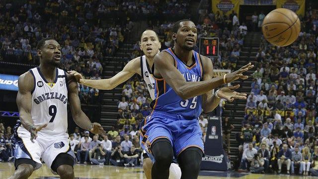 Thunder Loses Overtime Heartbreaker In Memphis