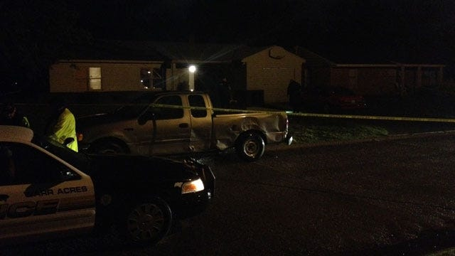 Police Investigate Shooting In Warr Acres