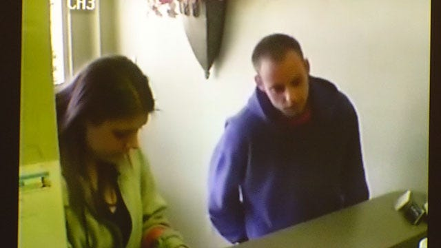 Suspects Caught On Tape In Messy Attempted Burglary