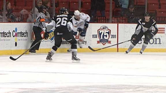 Barons Advance To Western Conference Finals
