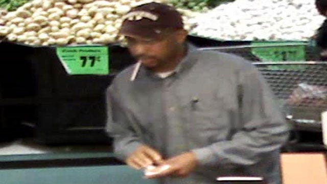 Man Robs Bank Branch In SW OKC Grocery Store