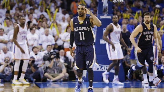 Unbearable: Grizzlies Hold Off Thunder; End OKC's Season