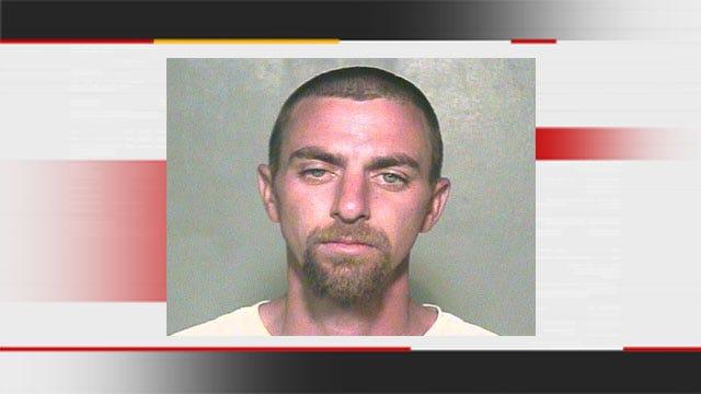 Deputy Arrests Man Found Passed Out In Edmond In Stolen Truck