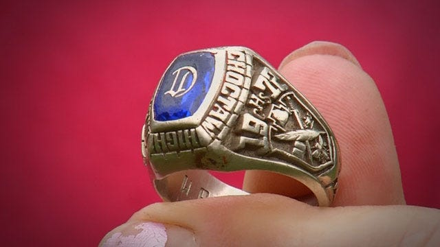 News 9 Helps OKC Family Find Owner Of '72 Choctaw Class Ring