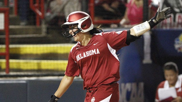 No. 1 OU Softball Crushes Marist In First Game Of NCAA Tournament