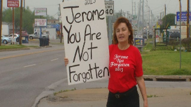Supporters Launch Petition For New Trial For Jerome Ersland