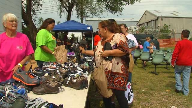 Jesus House Holds Block Party For Needy Neighbors In OKC