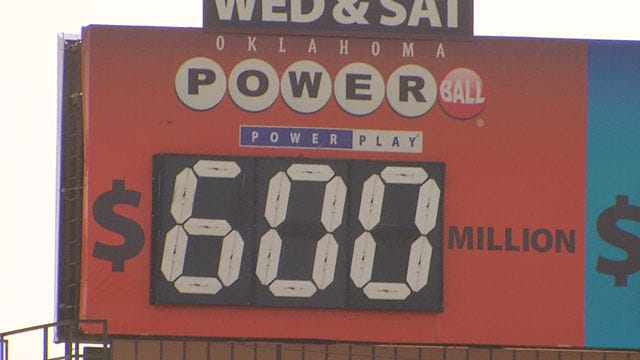 OKC In The Grips Of Powerball Fever