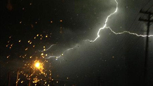 Severe Storms Cause Damage, Power Outages In OKC Metro