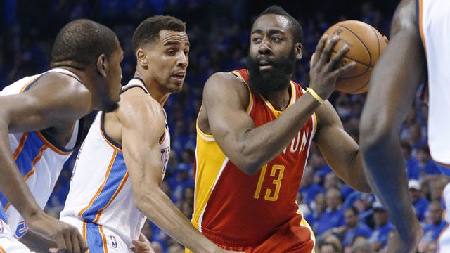Disappearing Act: Thunder Defense, Offense Vanish In Game Five Loss