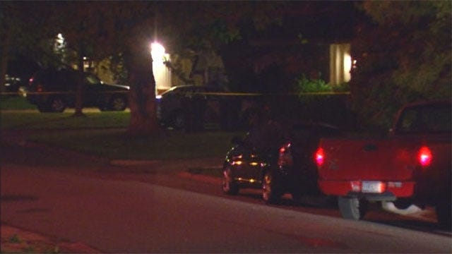 Man Dies While Being Detained By OKC Police