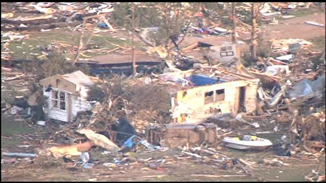 2 Killed In Shawnee Tornado Identified