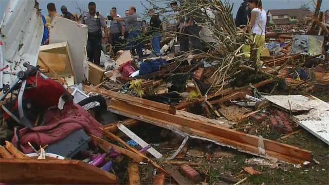 Dozens Injured By Tornado Treated At Metro Hospitals
