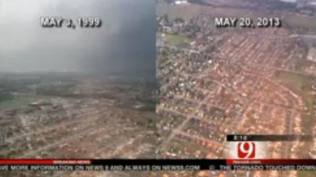 Massive Tornado Kills At Least 24 In Moore, Hits Elementary Schools