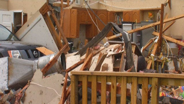 Businesses, Organizations Benefit Oklahoma Tornado Relief