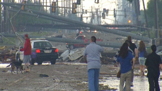 Department Of Emergency Management Updates On Tornado Impact