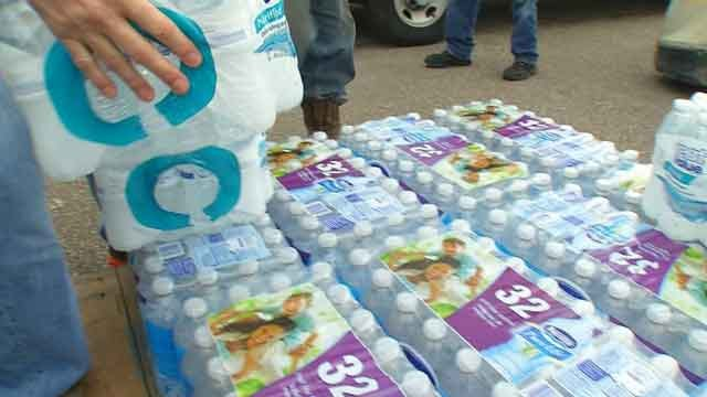 Donation Drop-Off Locations Set Up In OK For Tornado Victims