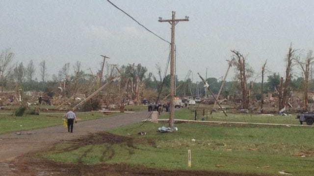 Gov. Fallin: Federal Assistance Granted For Oklahomans Devastated By Tornadoes