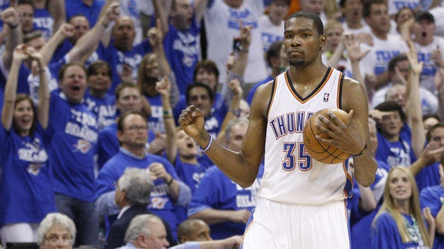 Kevin Durant Donates $1 Million To Oklahoma Tornado Victims