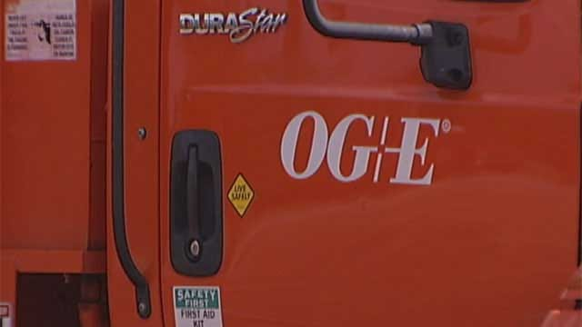 OG&E Establishes Two Walk-Up Stations In Moore