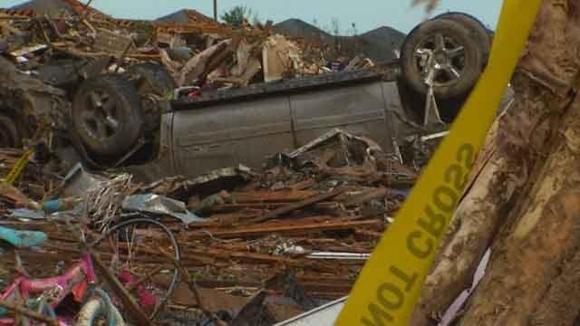 Oklahoma Lawmakers Plan $45 Million Tornado Relief