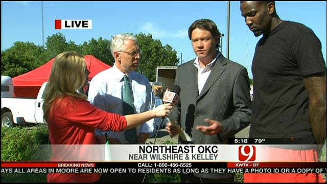 Special Guests Donate Big To Tornado Relief Fund
