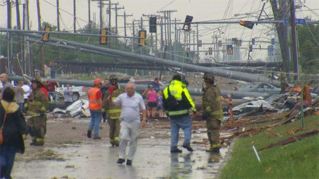 Victims Of Deadly Moore Tornado Identified