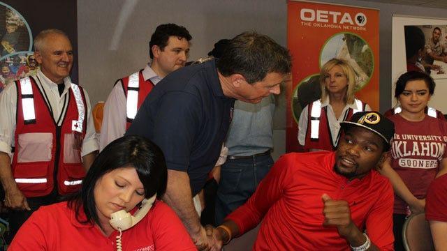 Dean's Blog: Generosity Of Oklahomans Is Overwhelming