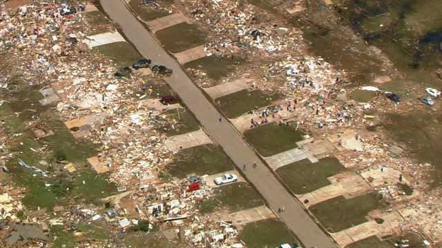 Motorists Urged To Avoid I-35 In Moore