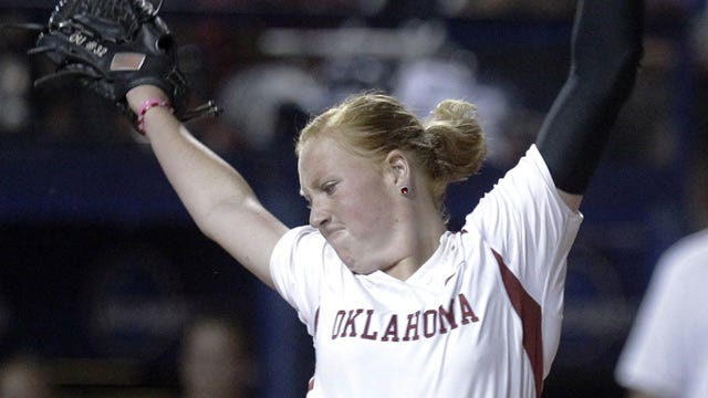 OU Softball's Gascoigne Named Second Team Academic All-American