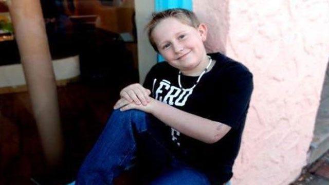 Family, Friends Remember Boy Killed In Moore Tornado