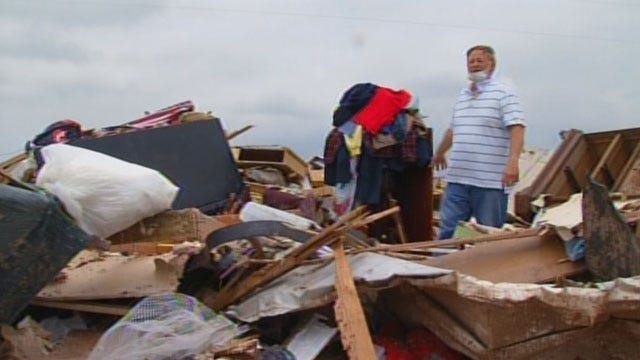 Moore Tornado Survivors Stress Importance Of Storm Shelter