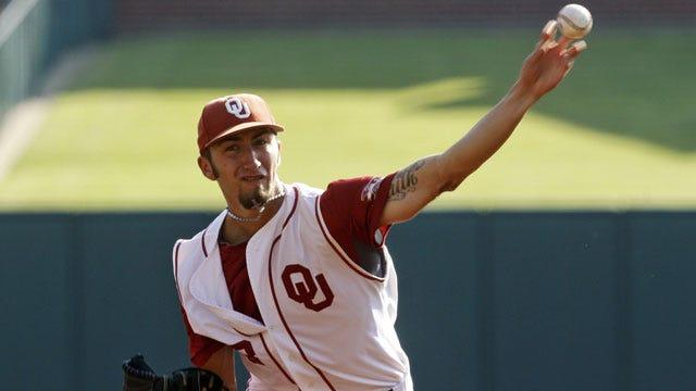 Overton, OU Pitching Staff Shuts Out Texas Tech