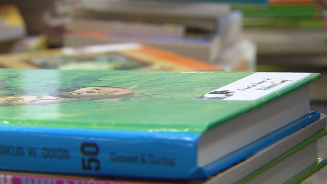 Survivor's Family Launches Book Drive for Moore Elementary Teachers