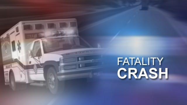 One Killed, One Critical In Collision Involving Semi-Truck In OK County