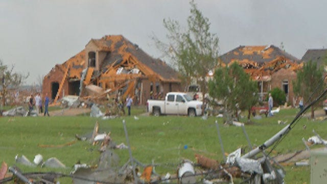 Prayer Service To Take Place In Moore For Victims Of Massive Tornado