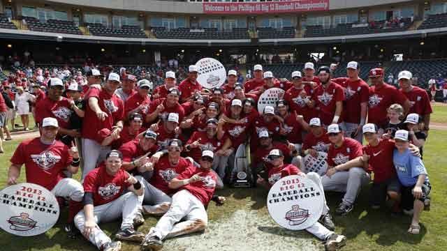 OU Baseball Tops Kansas, Wins Big 12 Championship