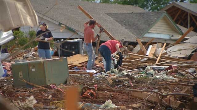 State/FEMA Recovery Center Opens In Cleveland County