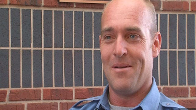 Moore Firefighter Shares Search, Rescue Story At Plaza Towers