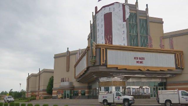 Moore Warren Theatre Damaged By Tornado To Re-Open Wednesday